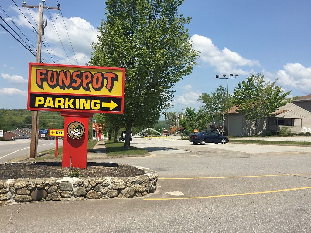 Funspot arcade in New Hampshire