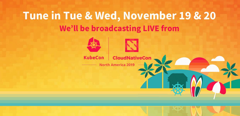 TNS @ KubeCon + CloudNativeCon 2019 San Diego