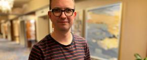 Gareth Rushgrove at KubeCon San Diego 2019