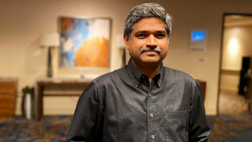 Janakiram MSV, Analyst, at KubeCon San Diego 2019