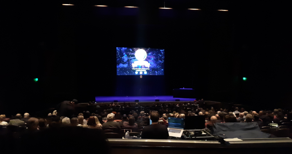 MST 3K live begins at Gallo Center