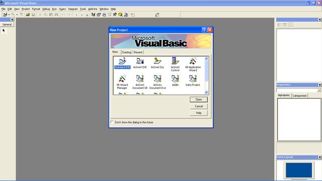Visual Basic Lingers On