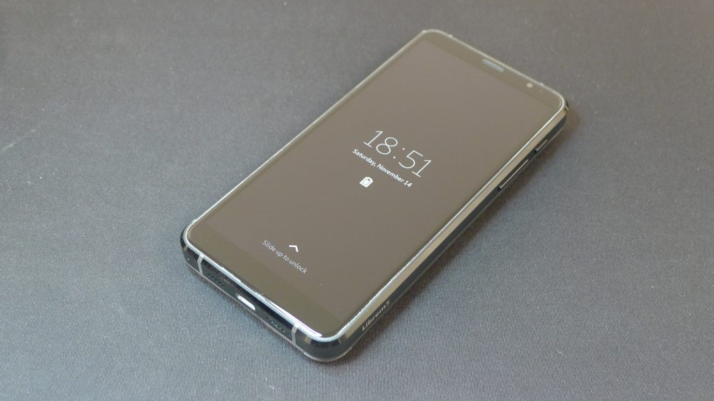 Purism's LIbrem 5 smartphone