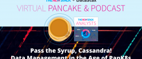 virtual pancake and podcast on TNS Analysts