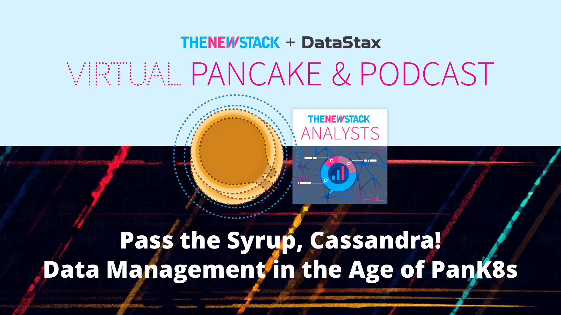 Pancakes, Spatulas and Why Abstracting Data Is the Next Frontier