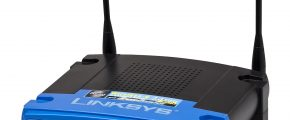 LinkSys Wireless G Router via Wikipedia