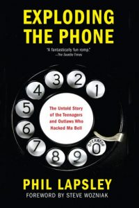 Phil Lapsley book cover Exploding the Phone