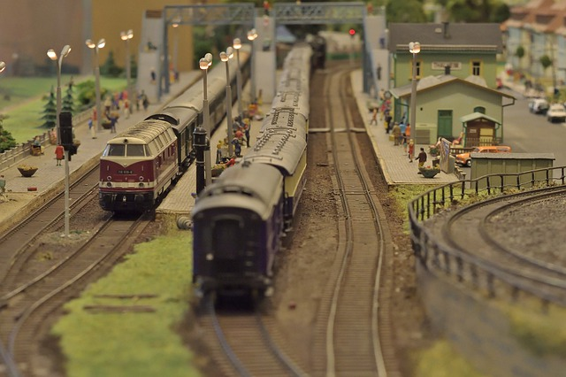 The Ongoing Connection Between Programming and Model Railroads - The New Stack