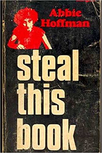 Abbie Hoffman Steal the Book cover