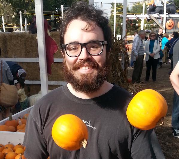 Arthur O Dwyer - pumpkin-toss (cropped)