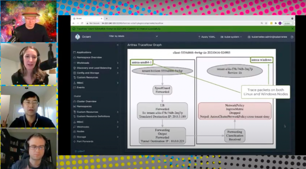 VMware's Antrea Brings Programmable Networks to Kubernetes