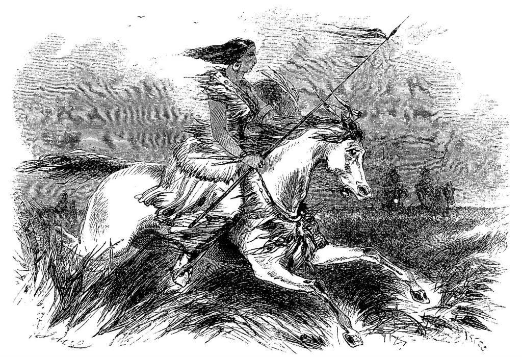 Biawacheeitchish (possibly idealized, via Wikipedia)