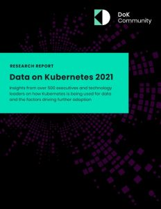 The Data on Kubernetes report