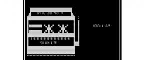 slot machine video game