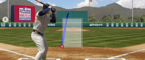 an illustration of how an AI umpire called a pitch a strike